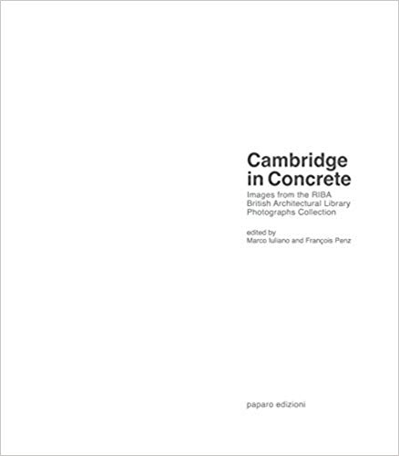 Cambridge in concrete @ Amazon