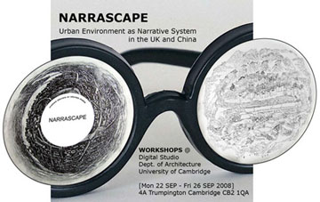 NARRASCAPE: WORKSHOP Sep 22-26 2008