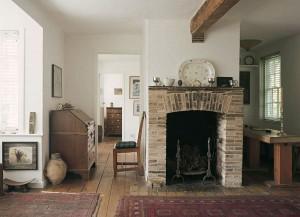 Kettles Yard Cottage Dining Room